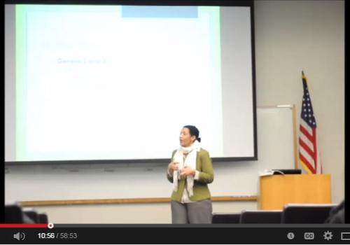 Lisa Sharon Harper, Azusa Pacific University, Azusa, California